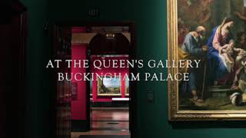 CANALETTO THE ART OF VENICE - at The Queen's Gallery, Buckingham Palace