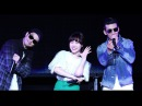 [Фанкам] JINUSEAN x Suhyun of AKMU - TELL ME ONE MORE TIME на YG X UNICEF WALKING FESTIVAL 2017, 14/05/17