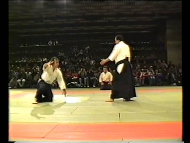 Aikido. Masatake Fujita.
