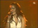 Natalia Oreiro Cambio dolor 6 4 2001 Bratislava SK 017