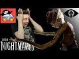 ? Little Nightmares #3 ОБНИМАШКИ убегаем от слепого Дворника стрим прохождение Жестянка