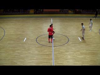 Jornada 3 Pescados Ruben Burela vs Santiago Futsal