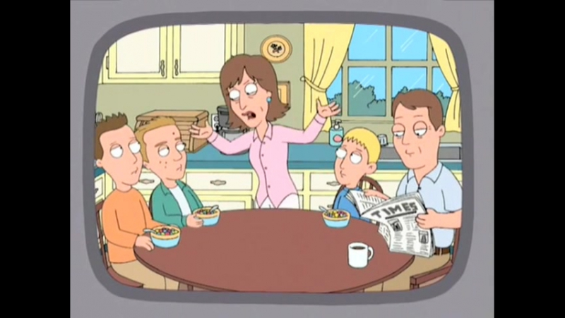 Family Guy - Malcolm in the Middle