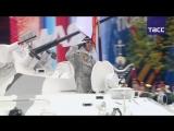 Арктический щит' России на Красной площади