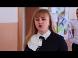 Флешмоб на підтримку воїнів АТО в Припрутському НВК