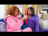 Indigo Vanity &amp Kendall Woods HD 1080, Ebony, Sex Toys, Lesbian, All Sex, Natural Tits, Porn 2016
