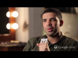 2011: Интервью Дрейка для «Google Music»
