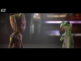 Стражи Галактики. Часть 2.Новый друг Грута