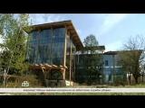 Сюжет программы НТВ «Деловое утро» о многоэтажном деревянном домостроении
