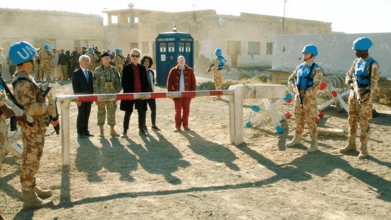 Доктор Кто - 10 сезон 7 серия - Пирамида на краю света (трейлер№1) | TARDIS time and space