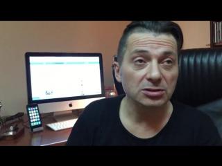 Вадим Самойлов презентует неизданные песни гр.Агата Кристи 18.11.16
