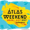 Atlas Weekend 2017 28.06-2.07 @ ВДНГ, Киев