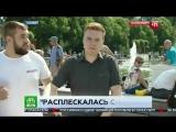 Репортаж в день ВДВ пошел не по плану