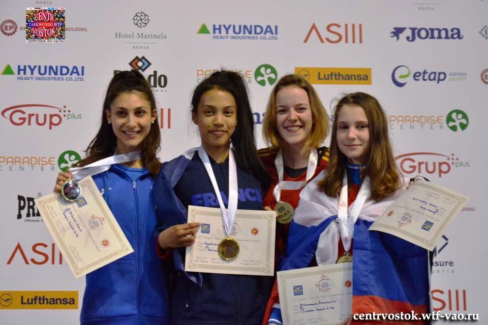 Medals_Female-46kg