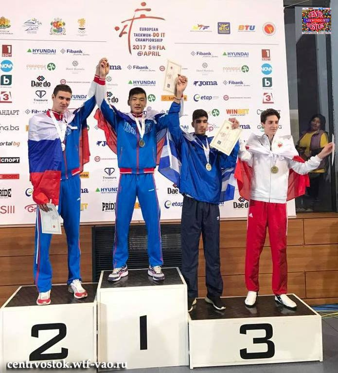Medals_Male-68kg