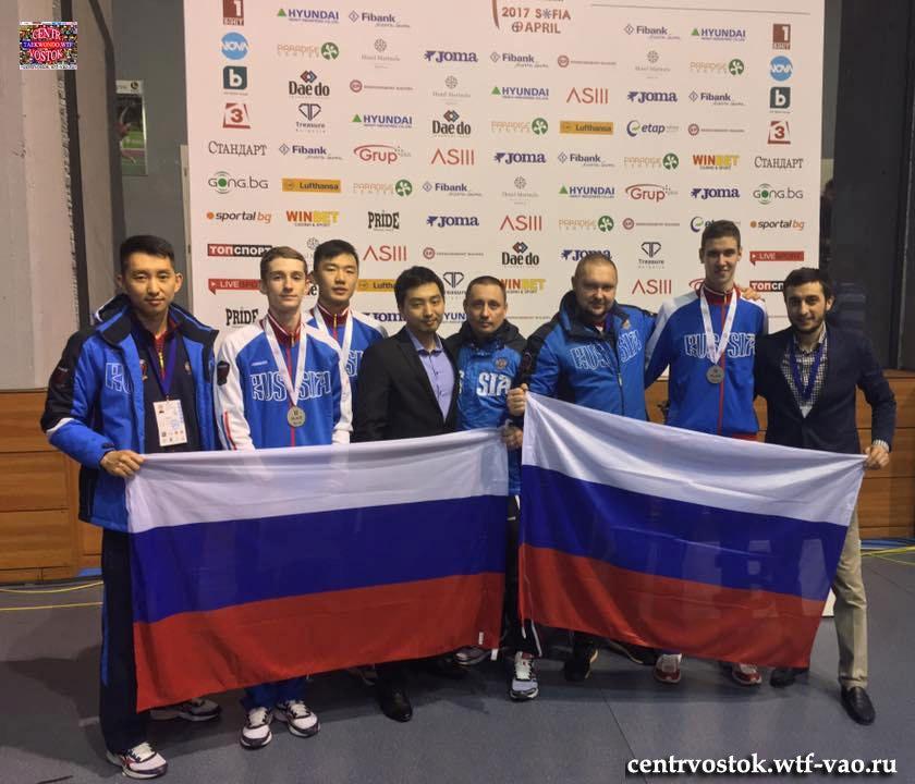 Russia_Medals_European21