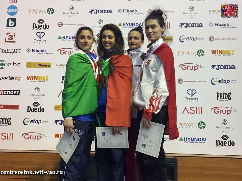 Medals_Female-67kg
