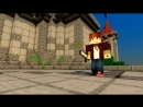 Minecraft Animation bajan