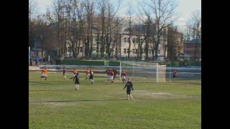 Суперкубок 2012 . Торпедо (Павлово) - Шахтер (Пешелань) 0-2