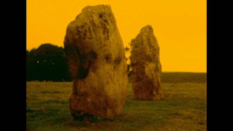 Поездка в Эйвбери / A Journey to Avebury (1971) The super8 programme / Дерек Джармен / Derek Jarman