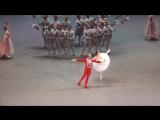 Pas de Deux Adagio. Нина Капцова и Дмитрий Гуданов. Большой театр, 28.12.2016