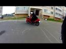 Покатушки 1 11 09 2016 Honda CBR919RR Suzuki GSX600F Kawasaki ZZR600 Минск 125
