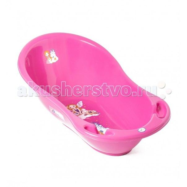 Ванночка для купания маленькая принцесса 102 см, Tega Baby