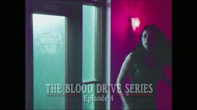 "Кровь на колесах   Кровавая гонка   Blood Drive — 1 сезон 4 серия Промо ""In the Crimson Halls of Kane Hill"" (HD)"