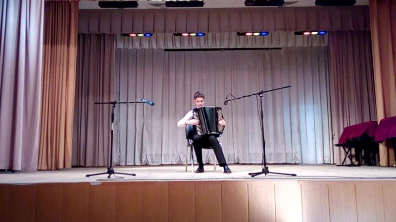Олег Щевьёв. Конкурс