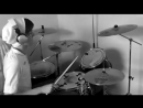Crystal Castles Ft Robert Smith- Not In Love (Drum Cover)