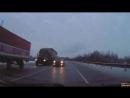 Жесткое ДТП на трассе Нефтеюганск - Пыть Ях