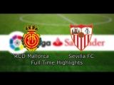 RCD Mallorca - Sevilla FC  La-Liga  6th season  25th tour