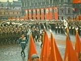 Парад Победы 9 мая 1945 года.