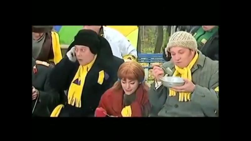 Маски шоу - майдан