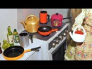 How to make cookware teapot, frypan, kettle, milk pan for doll Monster High, Barbie, etc