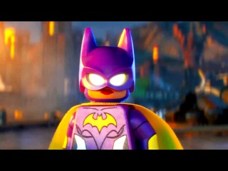 THE LEGO BATMAN MOVIE TV Spot #10 - Batgirl (2017) Animated Comedy Movie HD