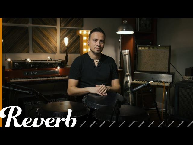 Latin Beats: the Cumbia Style on Two and Three Congas | Reverb Drum Lesson w/ Peter Vale