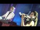 Moment VIOARA EYES WIDE SHUT Calin Geambasu Band concert privat