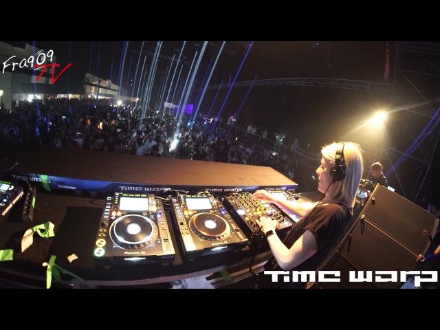 FRA909 Tv - KLAUDIA GAWLAS @ TIME WARP 2017