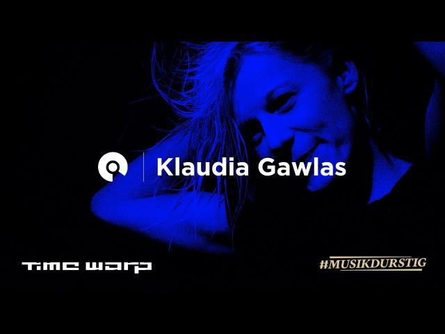 Klaudia Gawlas - Time Warp 2017