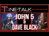 Ep. 11 - John 5 of Rob Zombie and Solo and Dave Black of Seduce - Friedman Pete Thorn