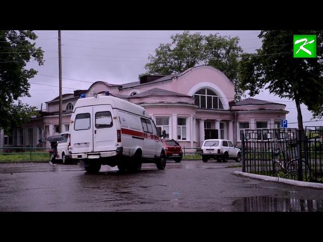 ПРАЗДНИЧНЫЙ ВИДЕОРЕПОРТАЖ ИЗ КУЛЕБАКСКОЙ ЦРБ 2017