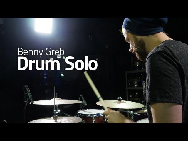 Benny Greb Drum Solo - Drumeo