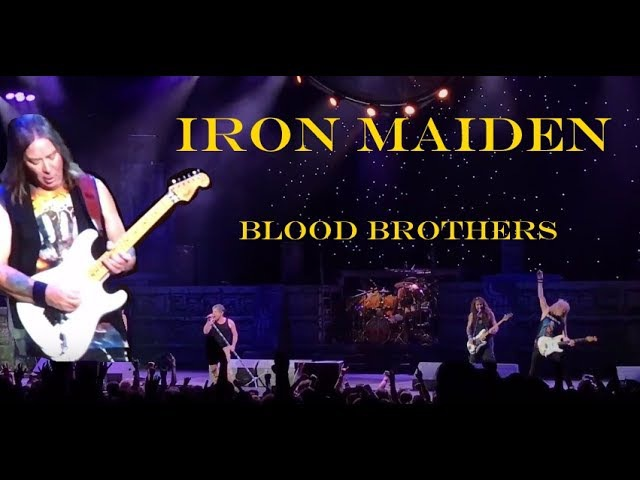 Iron Maiden - Blood Brothers, 15.06.2017, Tinley Park IL (Chicago)