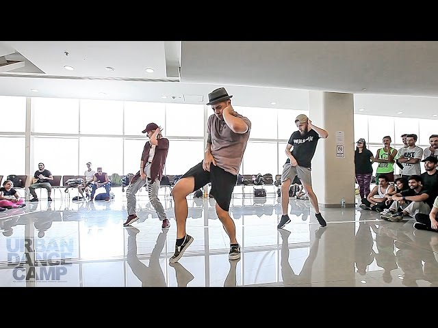 24K Magic - Bruno Mars Brian Puspos Choreography 310XT Films URBAN DANCE CAMP ASIA