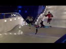Best Ice Cross Crashes, Fails and Action - Crashed Ice