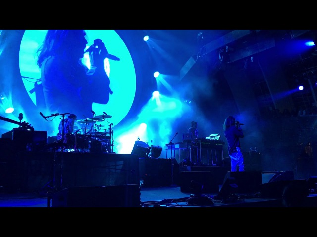 Incubus - Warning Live (Hollywood Bowl - 14 aug 2017)