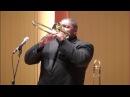 Wycliffe Gordon solo break on Soprano Trombone