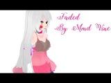 (MMD X FNAF) FADEDLYRICS