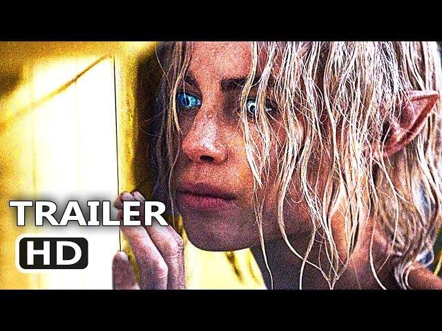 BRIGHT Official Trailer 2 (2017) Will Smith, Thriller, Netflix Movie HD